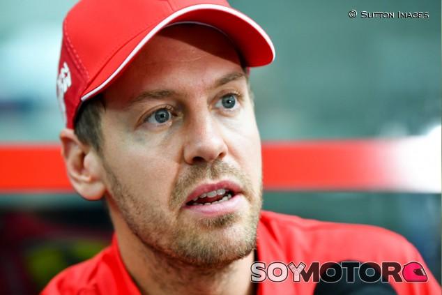 """Coulthard, sobre Vettel: """"Los desesperados hacen cosas desesperadas"""" - SoyMotor.com"""