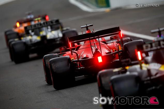 """Ferrari y su dificultad para recuperarse: """"La competencia es mucho más fuerte"""" - SoyMotor.com"""