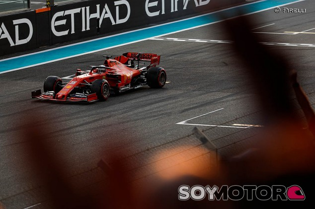 "Pirelli augura una ""carrera táctica"" en Abu Dabi - SoyMotor.com"