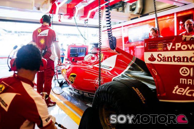 Vettel quedó lejos de Mercedes y le superaron Pérez y Ricciardo - LaF1
