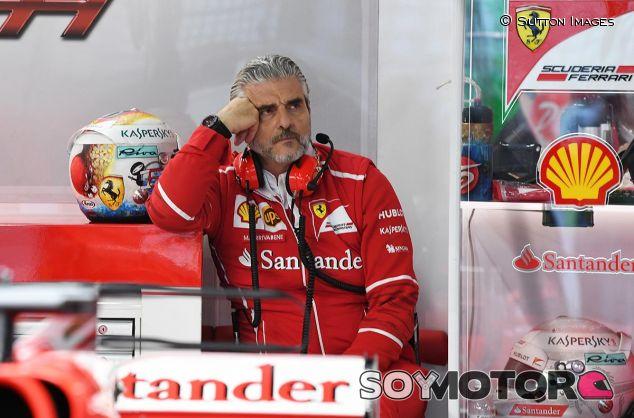 Maurizio Arrivabene en una imagen de archivo del GP de Japón - SoyMotor