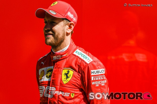 "Villeneuve: ""Vettel ganará sólo si ahuyenta a sus fantasmas"" - SoyMotor.com"