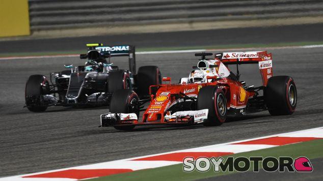 Sebastian Vettel espera poder desafiar a Mercedes mañana - LaF1