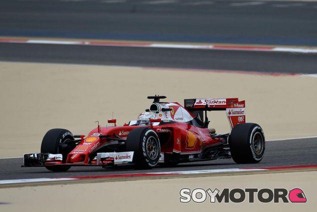 Vettel lidera los Libres 3 - LaF1