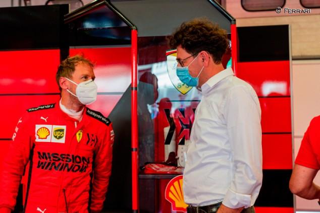 """Ferrari: """"Lo más duro es llevar mascarillas todo el tiempo"""" - SoyMotor.com"""