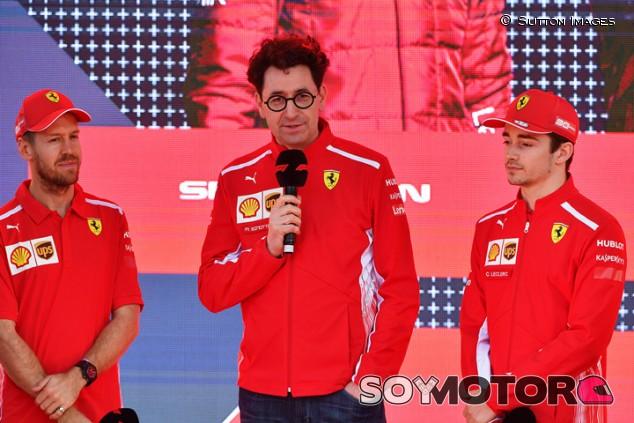 "Patrese, sobre Leclerc: ""Me recuerda a cuando Red Bull apostó por Vettel"" - SoyMotor.com"