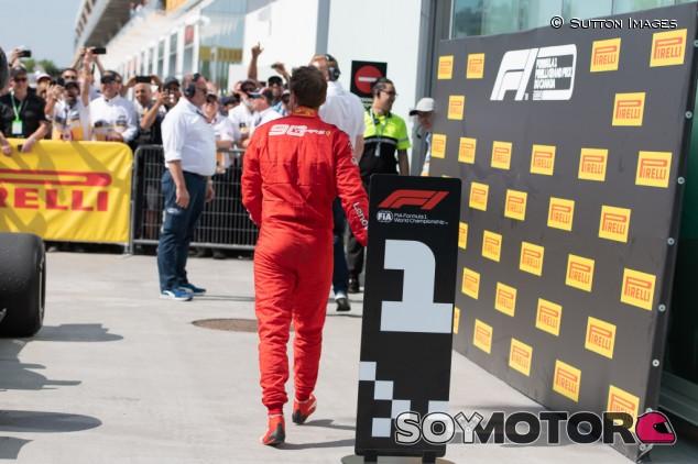 Una casa de apuestas italiana premia a quienes apostaron por Vettel en Canadá - SoyMotor.com
