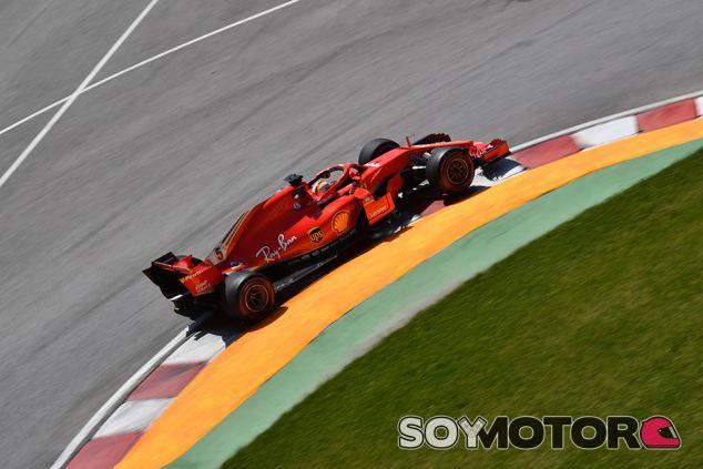 Sebastian Vettel en Montreal - SoyMotor.com