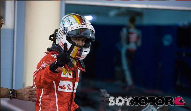 "Berger a Vettel: ""Ferrari funciona, no hay razón para irse"" - SoyMotor.com"