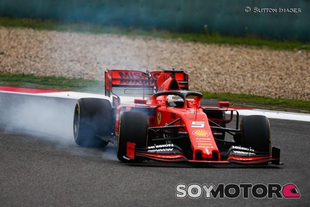 """Vettel y las órdenes de equipo: """"Creo que es justo si ves toda la carrera"""" - SoyMotor.com"""