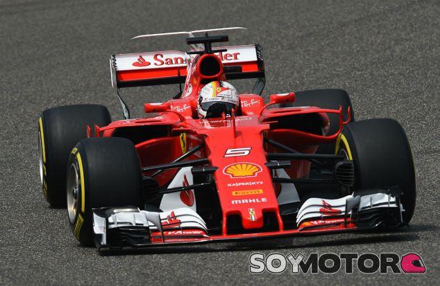 Ferrari manda en los Libres 3, Vettel primero y Räikkonen segundo - SoyMotor