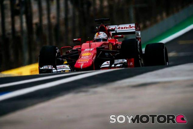 Vettel intentará colarse entre los dos Mercedes en carrera - LaF1