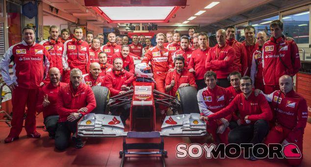 """Haas: """"Toda persona con quien hablé en Ferrari ha sido despedida"""""""