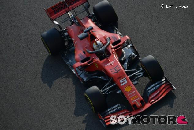 """Smedley: """"El mejor año de Vettel en F1 fue 2019"""" - SoyMotor.com"""