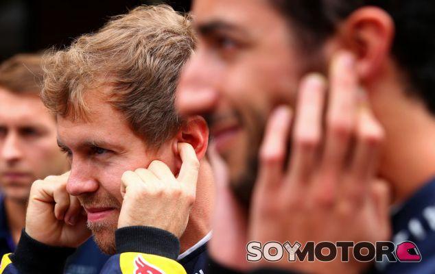 El hermano pequeño de Vettel, Fabian Vettel, se estrena en la competición - LaF1.es