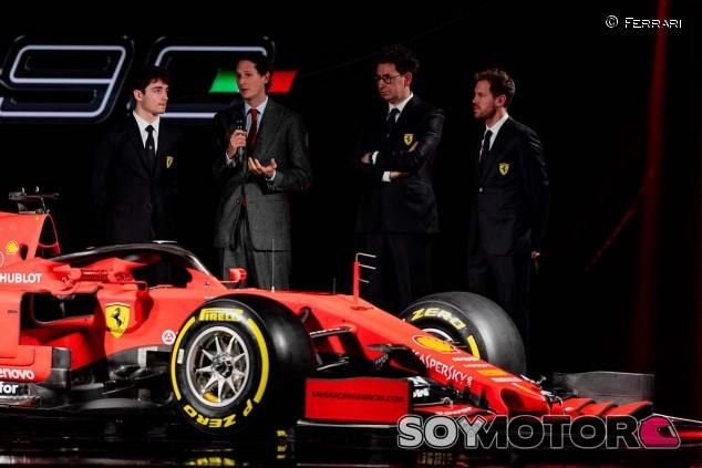 Presentación del Ferrari SF90 - SoyMotor