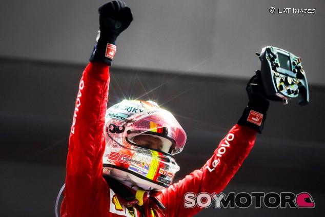 Vettel volverá a ser un héroe en Aston Martin, predice Rosberg - SoyMotor.com
