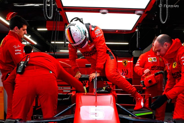 La oferta de Ferrari a Vettel: renovación a la baja por un año - SoyMotor.com