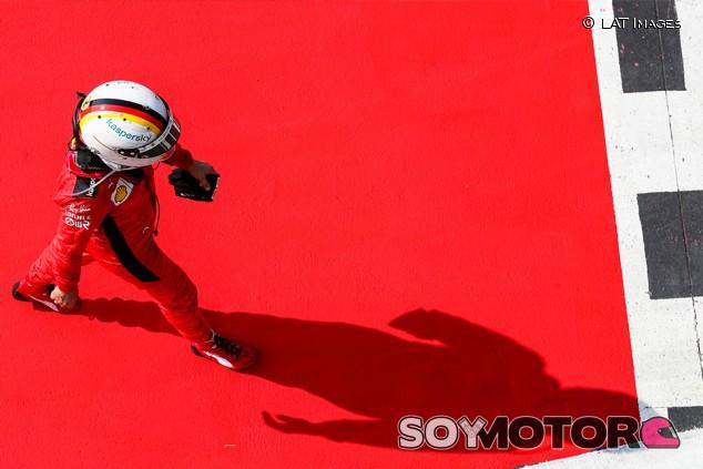 "Vettel, sobre Ferrari: ""Hubo batallas que no debí escoger"" - SoyMotor.com"