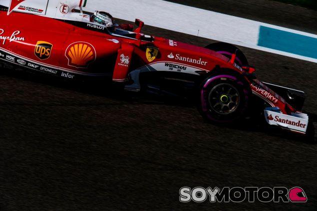Vettel tiene contrato con Ferrari sólo hasta 2017 - SoyMotor