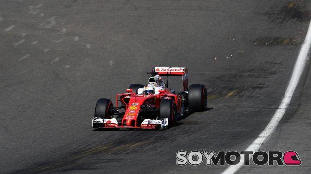 Vettel es realista con la situación actual en Ferrari - LaF1