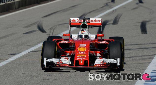 Sebastian Vettel en Estados Unidos - LaF1