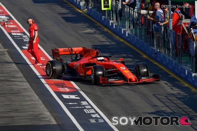 """Vettel: """"Los problemas de este año no tienen que ver con los de 2018"""" - SoyMotor.com"""