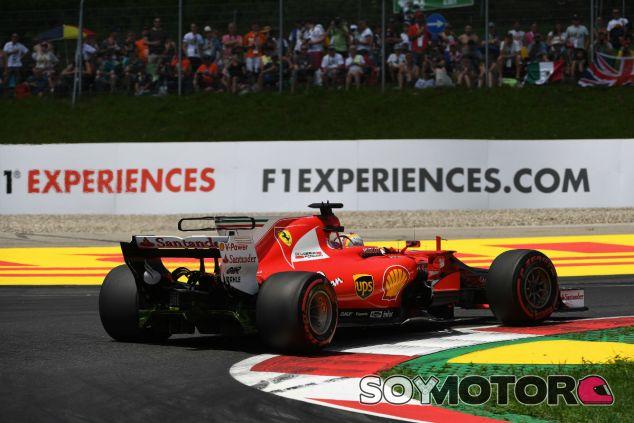 Ferrari en el GP de Austria F1 2017: Viernes - SoyMotor.com