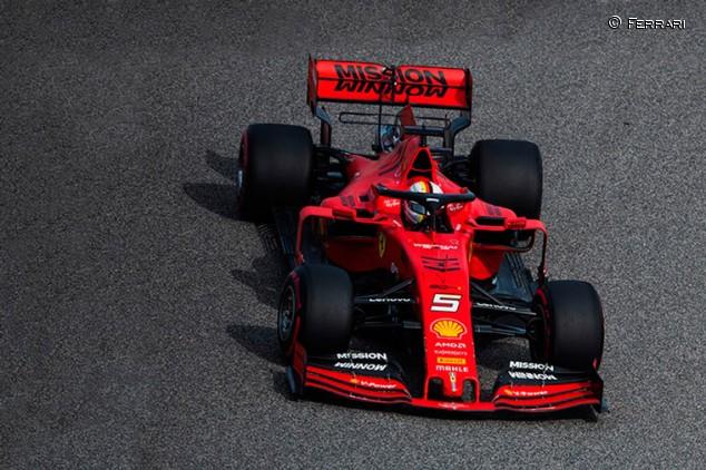 Ferrari en el GP de China F1 2019: Previo - SoyMotor.com