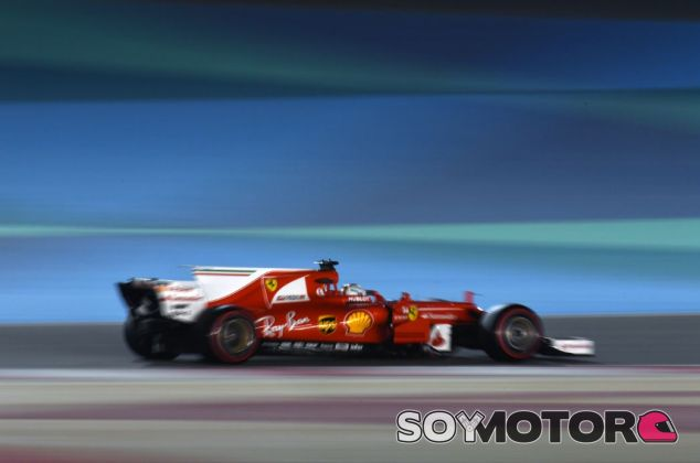 Vettel espera luchar por la victoria mañana - SoyMotor.com