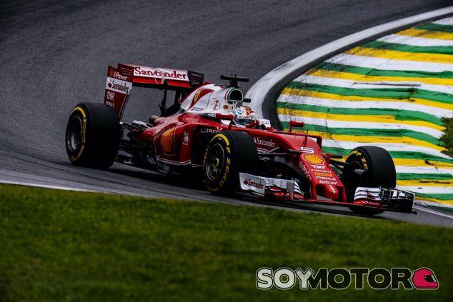 Ferrari remontó un poco en la curva de desarrollo tras el verano - SoyMotor