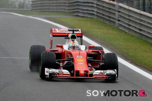Vettel en China - LaF1