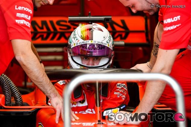 """La prensa italiana: """"Vettel se comporta como un niño al que le quitan su juguete"""" - SoyMotor.com"""