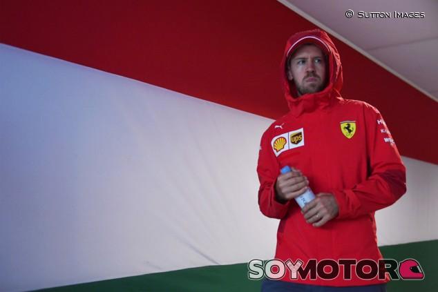 """Vettel: """"Me gustaría volver a las 16 carreras por año"""" - SoyMotor.com"""