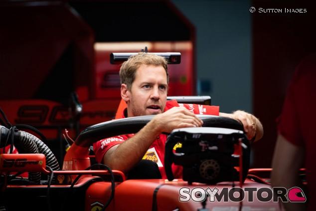 Vettel admite que no estuvo acertado con su comentario sobre los V12 - SoyMotor.com