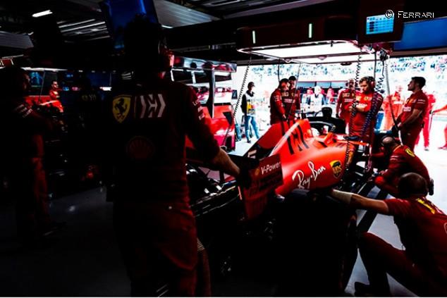 Ferrari en el GP de Japón F1 2019: Previo - SoyMotor.com