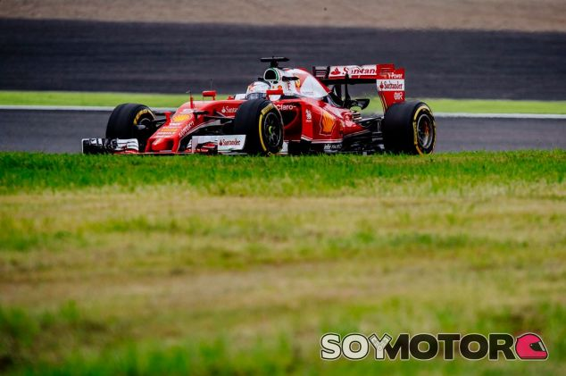 Vettel espera remontar con una buena estrategia - LaF1