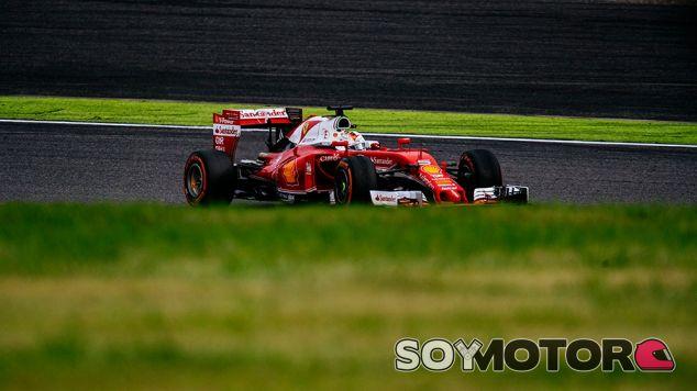 Vettel remontó hasta la cuarta posición - LaF1