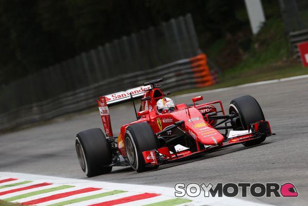 Vettel no está del todo contento con los entrenamientos libres - LaF1