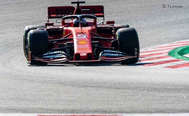 """Vettel y los problemas de Ferrari: """"No queríamos ver la realidad"""" - SoyMotor.com"""