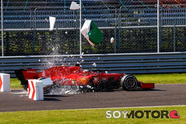 Ferrari en el GP de Italia F1 2020: Domingo - SoyMotor.com