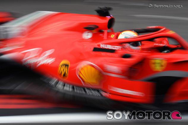 Sebastian Vettel en Azerbaiyán - SoyMotor