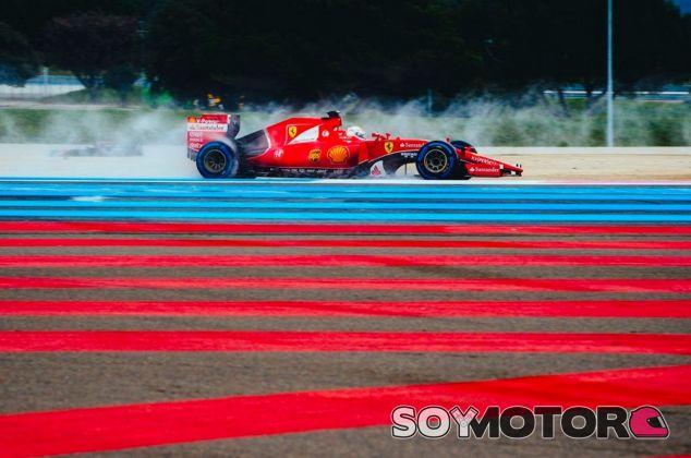 Algunos test de Pirelli de cara a 2017 se han realizado en Paul Ricard - SoyMotor