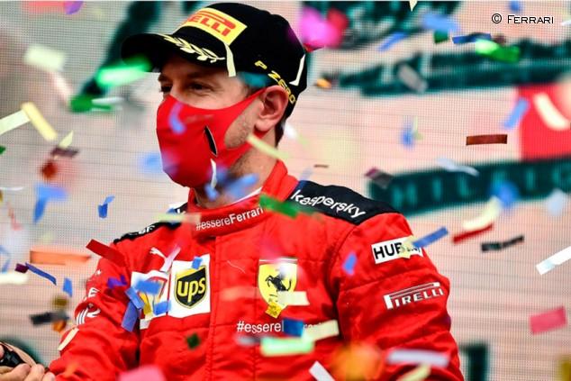 Ferrari en el GP de Turquía F1 2020: Domingo - SoyMotor.com