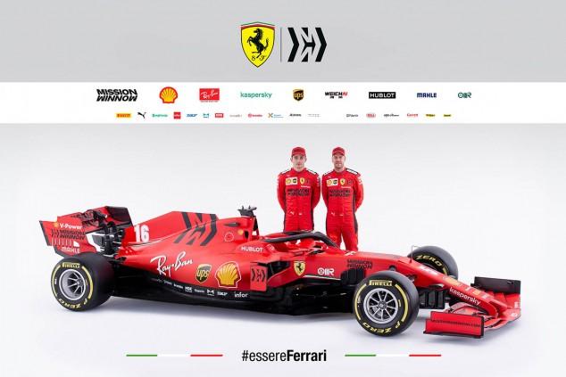 Vettel estrenará el Ferrari SF1000 en los test de Barcelona - SoyMotor.com