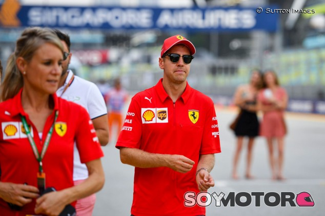 """Vettel: """"No estoy en mi mejor momento, pero tampoco en el peor"""" - SoyMotor.com"""