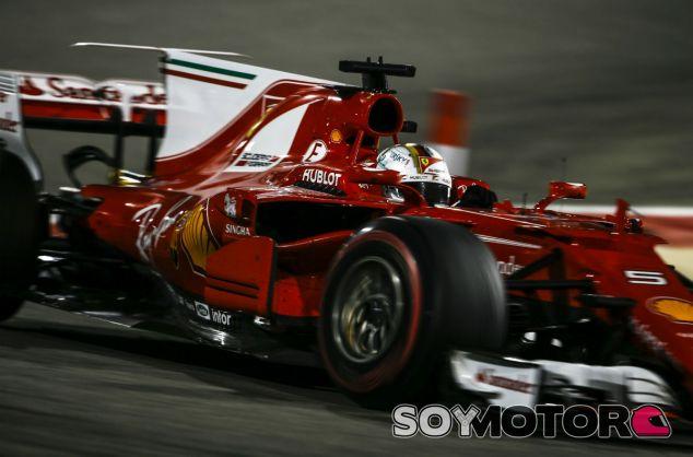 """Vettel asegura que es """"un sueño poder pilotar"""" el SF70-H - SoyMotor"""