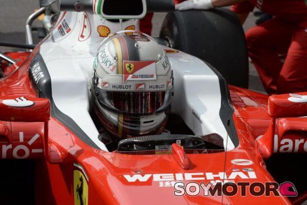Vettel siempre se ha mostrado comprometido con Ferrari - SoyMotor