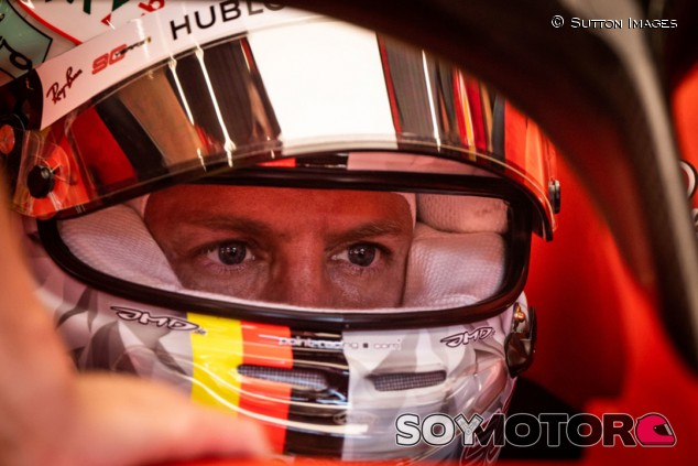 Binotto niega que Vettel se convirtiera en segundo piloto en Spa - SoyMotor.com