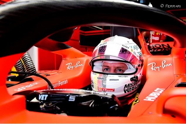 """Vettel: """"Usamos estas carreras para tomar posiciones para 2020"""" - SoyMotor.com"""